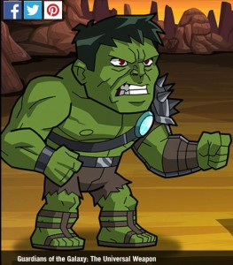 Planet Hulk game