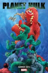 Planet Hulk 2015?