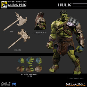 Mezco-SDCC-2017-Thor-Ragnarok-Gladiator-Hulk-One12-Collective-2
