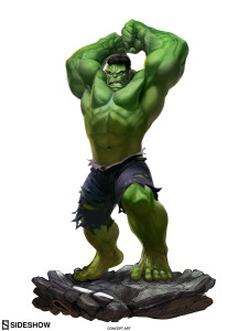 Sideshow-Hulk-Avengers-Assemble-Statue-Art